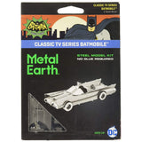Building Kit - Metal Earth DC Batman Classic TV Series Batmobile Steel Model Kit
