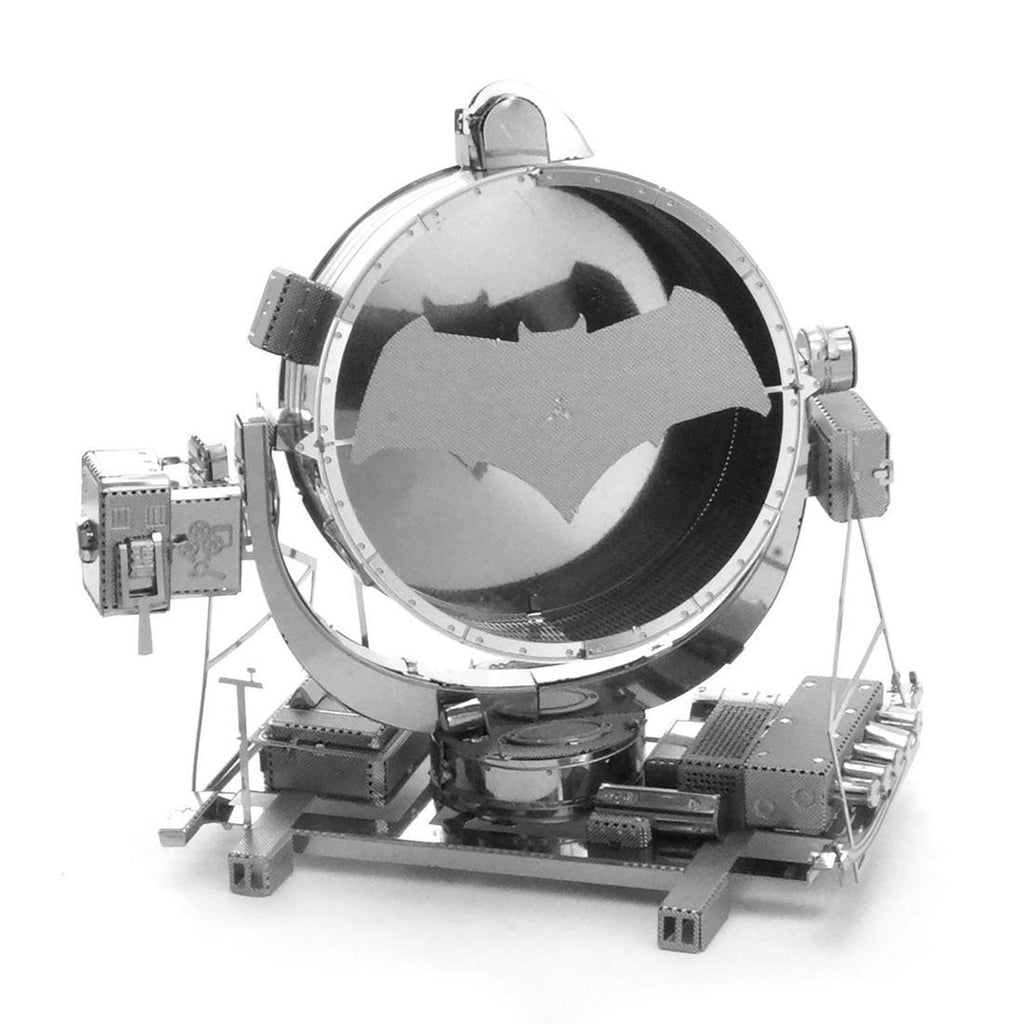Building Kit - Metal Earth DC Batman Vs Superman Bat-Signal Steel Model Kit