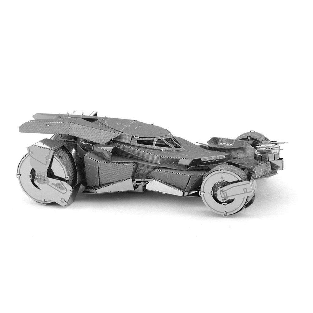 Building Kit - Metal Earth DC Batman Vs Superman Batmobile Steel Model Kit