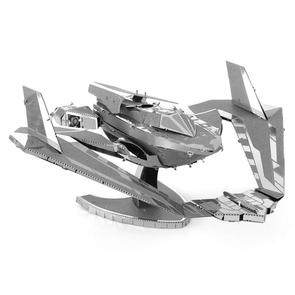 Metal Earth DC Batman Vs Superman Batwing Steel Model Kit