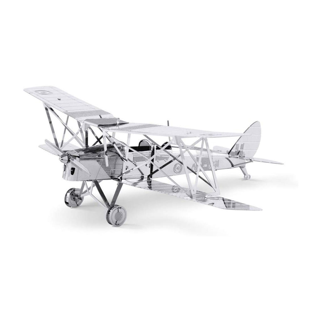 Metal Earth DH 82 Tiger Moth Plane Model Kit