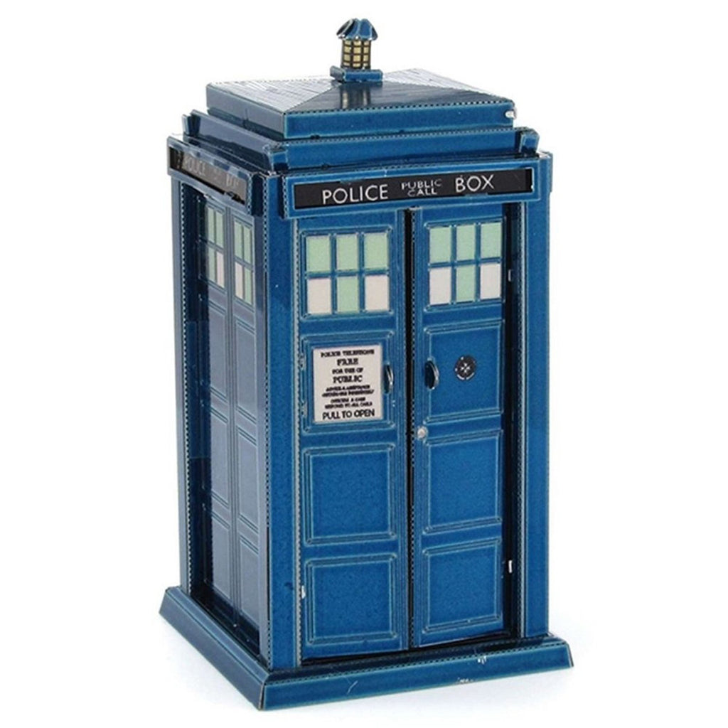 Metal Earth Doctor Who Tardis Steel Model Kit