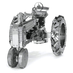 Building Kit - Metal Earth Farm Tractor Model Kit