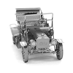 Building Kit - Metal Earth Ford 1908 Model T Model Kit