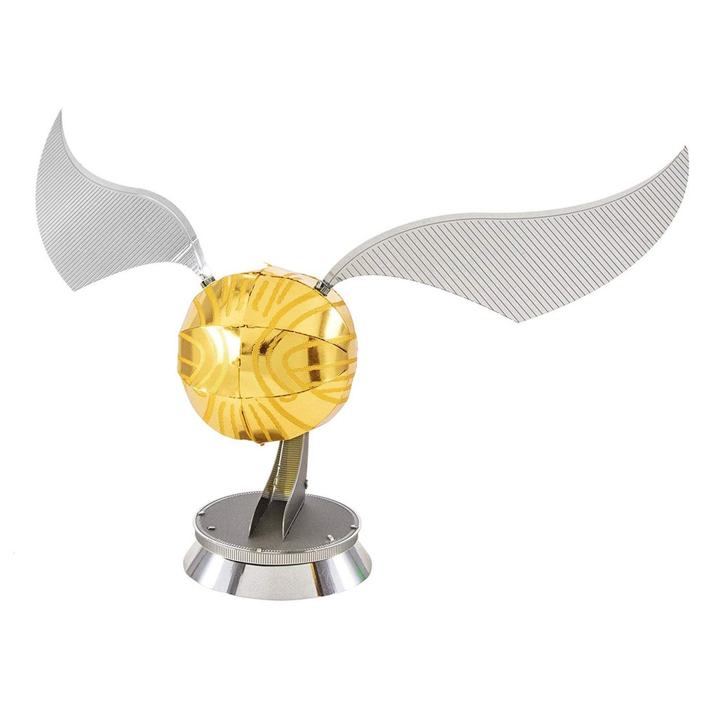 Building Kit - Metal Earth Harry Potter Golden Snitch Steel Model Kit