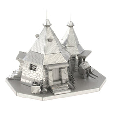 Building Kit - Metal Earth Harry Potter Rubeus Hargird's Hut Steel Model Kit