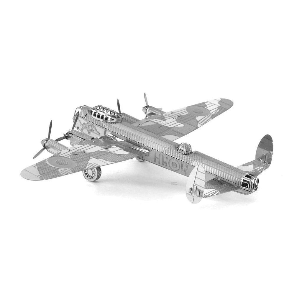 Metal Earth Lancaster Bomber Plane Model Kit