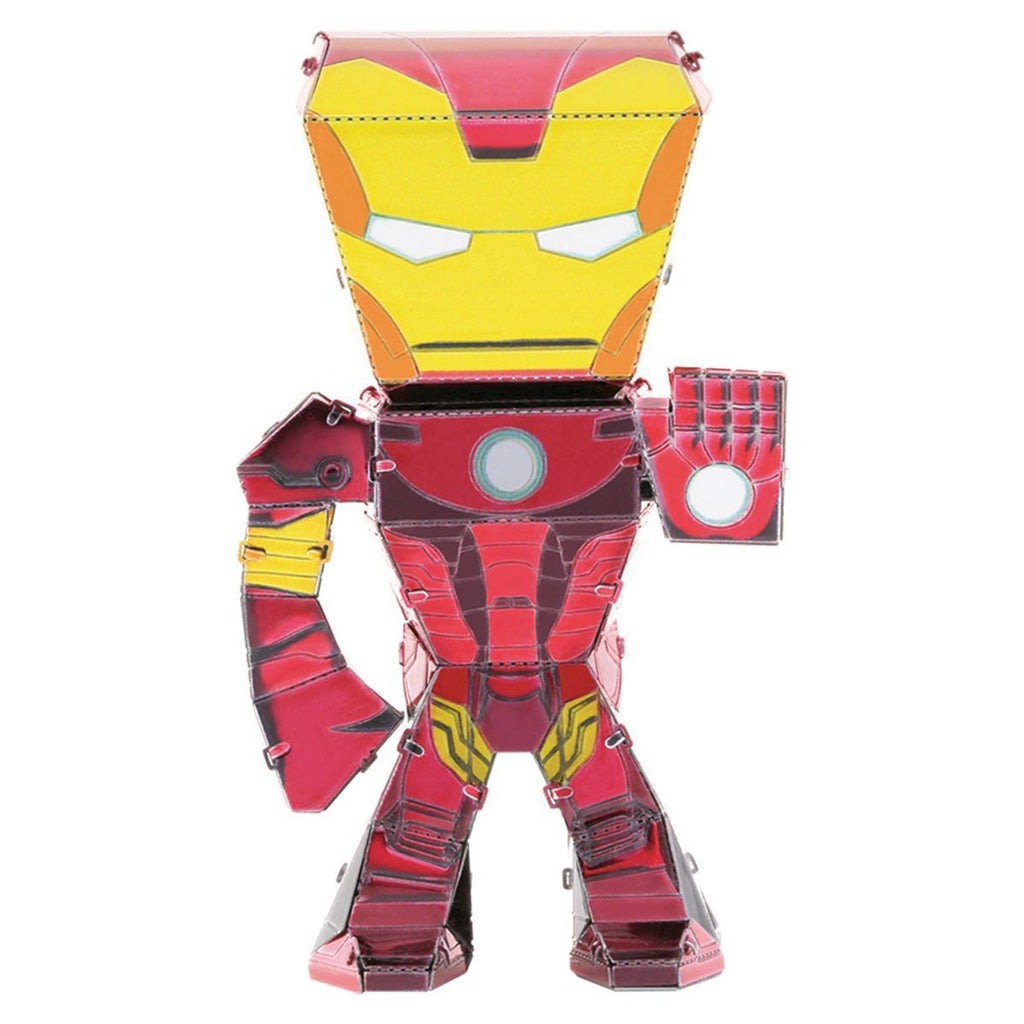 Metal Earth Legends Avengers Iron Man Steel Model Kit