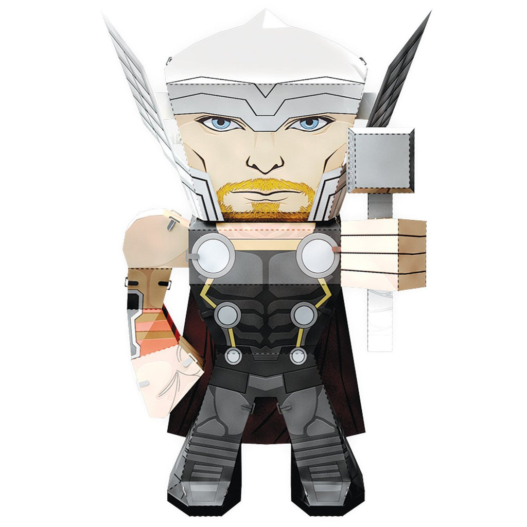 Metal Earth Legends Avengers Thor Steel Model Kit