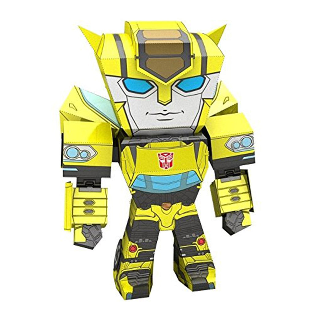 Metal Earth Legends Transformers Bumblebee Steel Model Kit