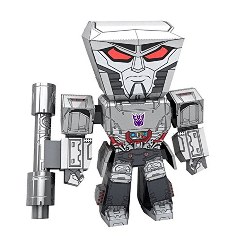 Metal Earth Legends Transformers Megatron Steel Model Kit