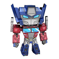 Building Kit - Metal Earth Legends Transformers Optimus Prime Steel Model Kit