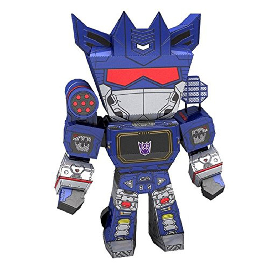 Metal Earth Legends Transformers Soundwave Steel Model Kit
