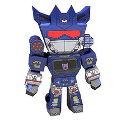 Building Kit - Metal Earth Legends Transformers Soundwave Steel Model Kit