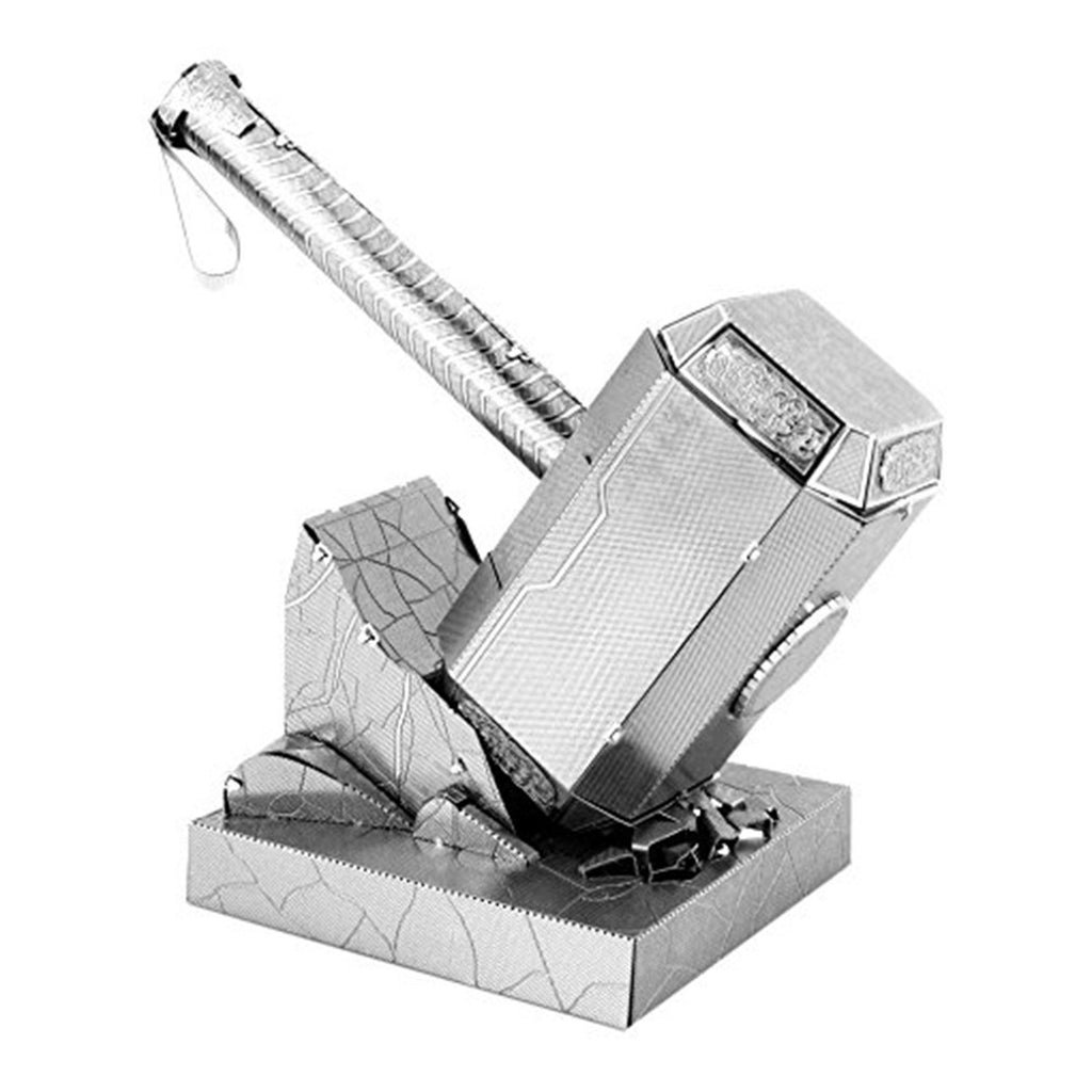 Metal Earth Marvel Avengers Thor's Hammer Mjolnir Steel Model Kit