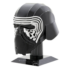 Building Kit - Metal Earth Star Wars Kylo Ren Helmet Steel Model Kit