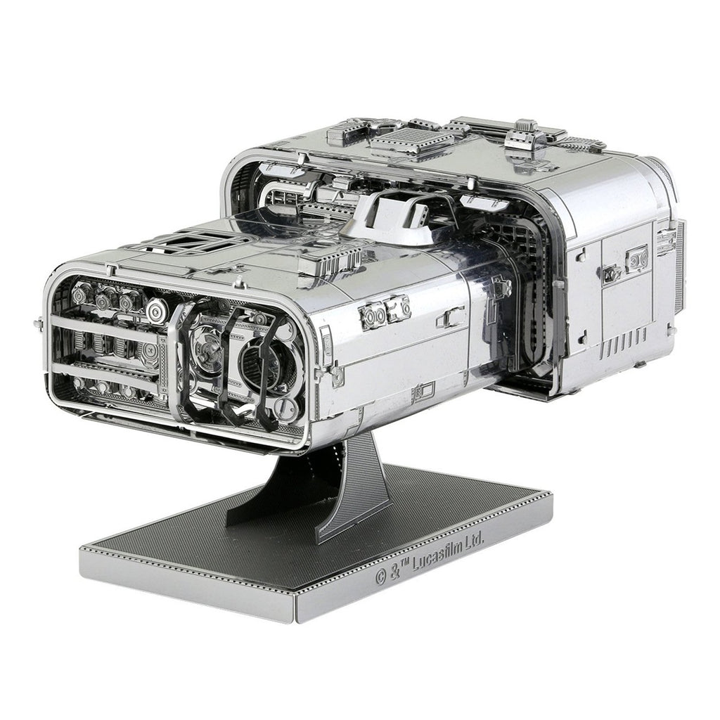 Building Kit - Metal Earth Star Wars Solo Moloch's Landspeeder Steel Model Kit