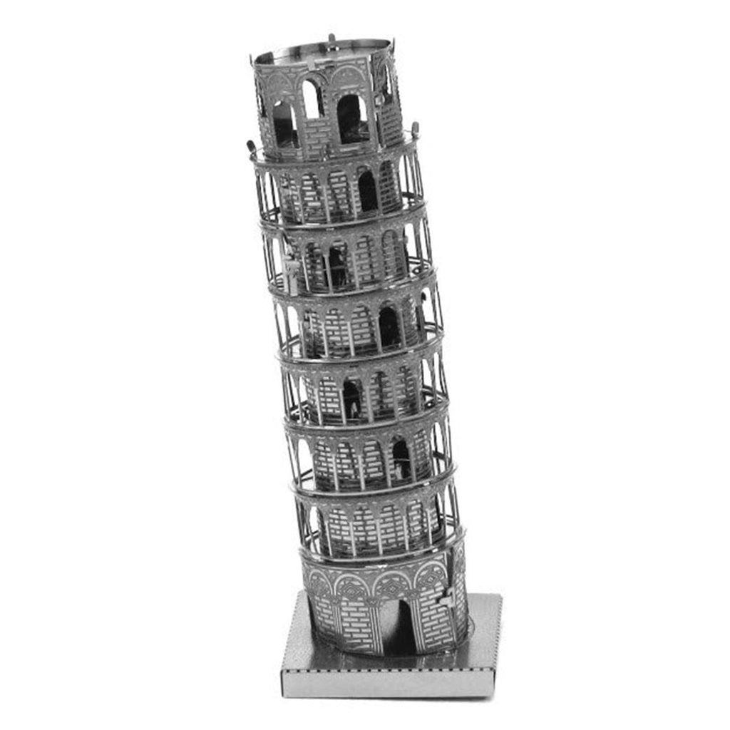 Building Kit - Metal Earth Tower Of Pisa Model Kit