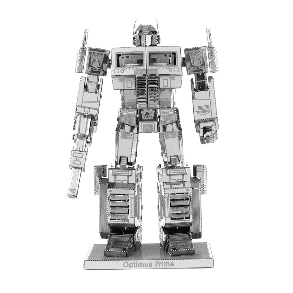 Metal Earth Transformers Optimus Prime Steel Model Kit