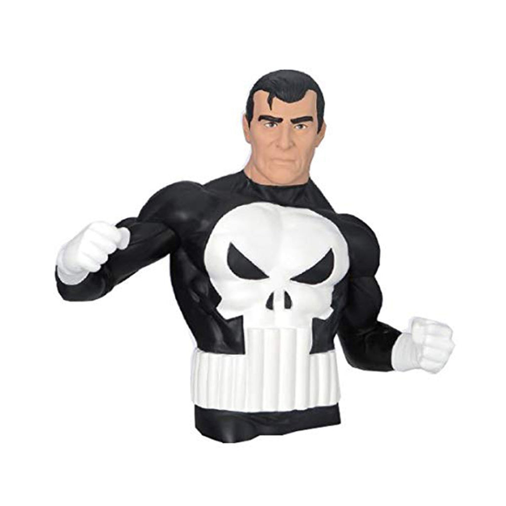 Bust Banks - Monogram Marvel Punisher Bust Bank