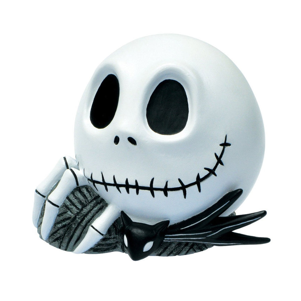 Nightmare Before Christmas Jack Head Ceramic Coin Bank