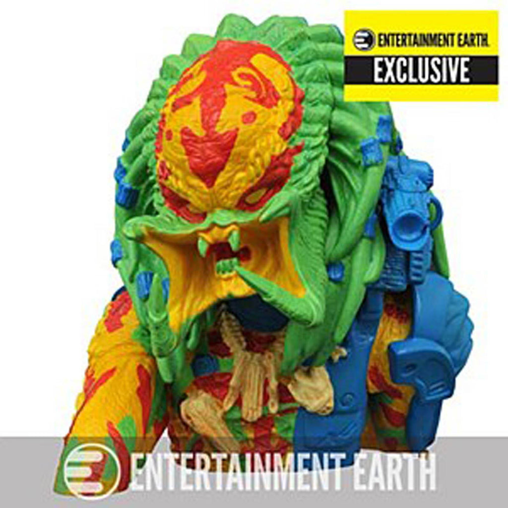 Predator Exclusive Thermal Predator Unmasked Bust Bank