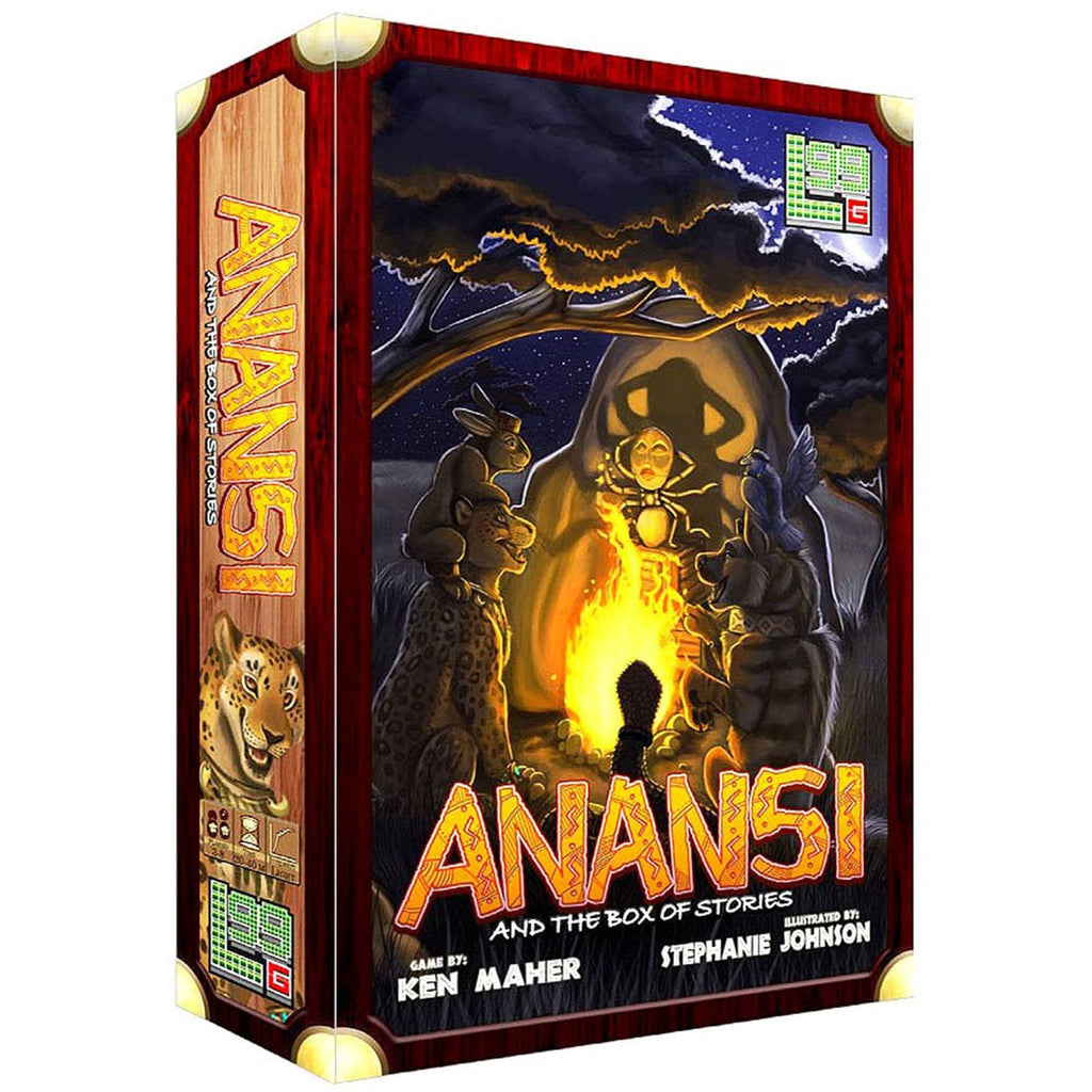 Anansi And The Box Of Stories The Card Game