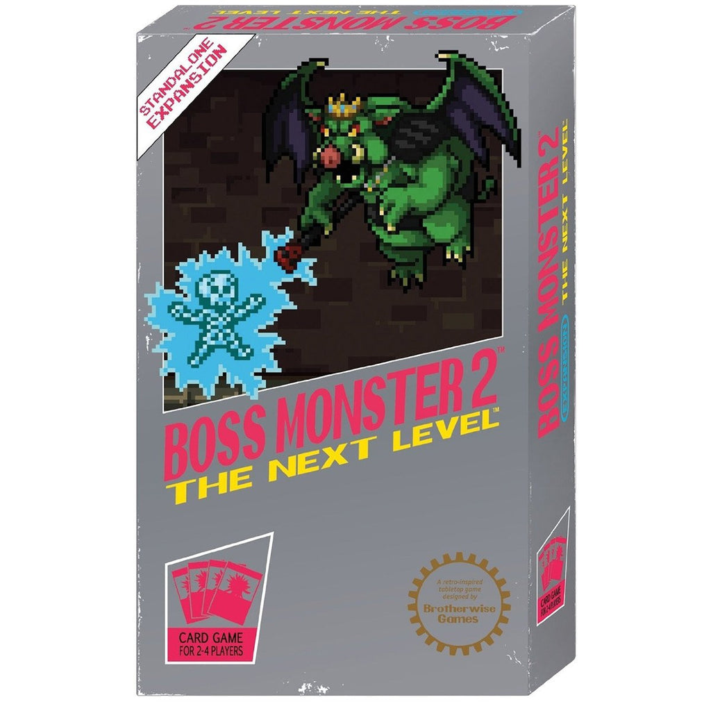 Boss Monster 2 Next Level The Dungeon Building Card Game