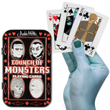 Card Games - Council Of Monsters Playing Cards