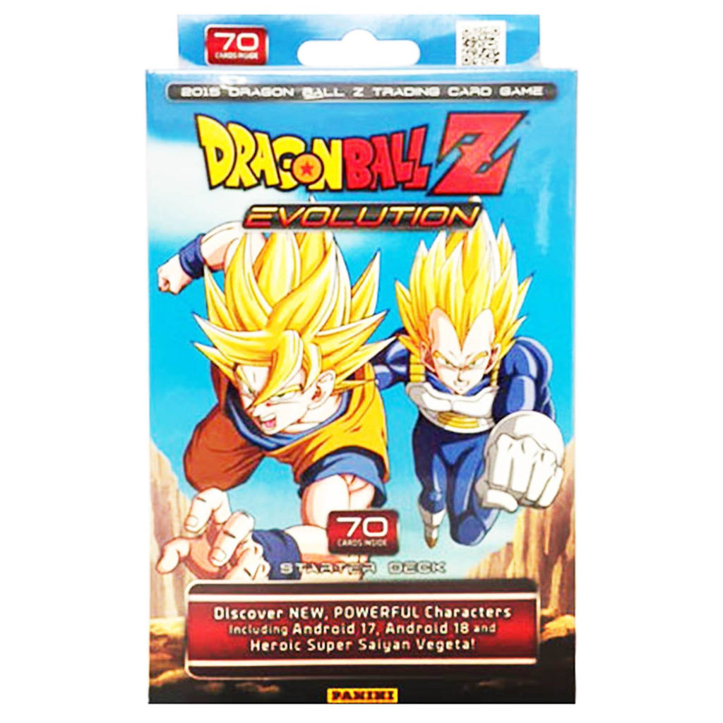 Dragon Ball Z Evolution Starter Deck Trading Card Game