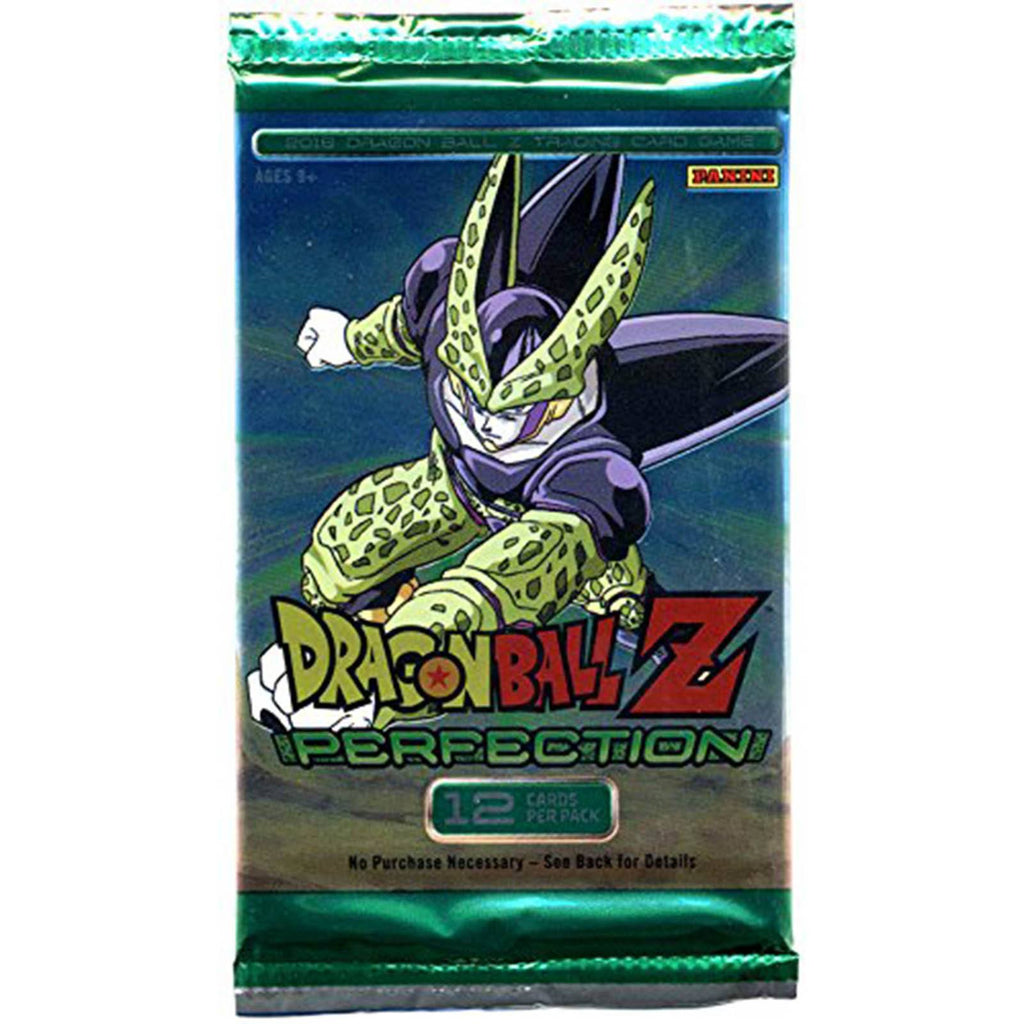 Dragon Ball Z Perfection Booster Pack Trading Card Game