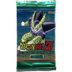 Dragon Ball Z Perfection Booster Pack Trading Card Game - Radar Toys