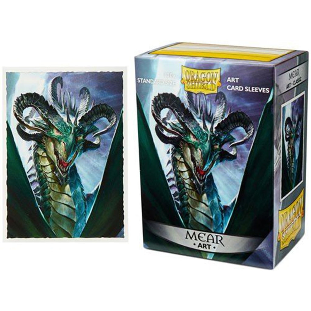 Dragon Shield Mear Art 100 Standard Size Card Sleeves