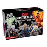 Card Games - Dungeons And Dragons Mordenkainen's Tomb Of Foes Monster Cards