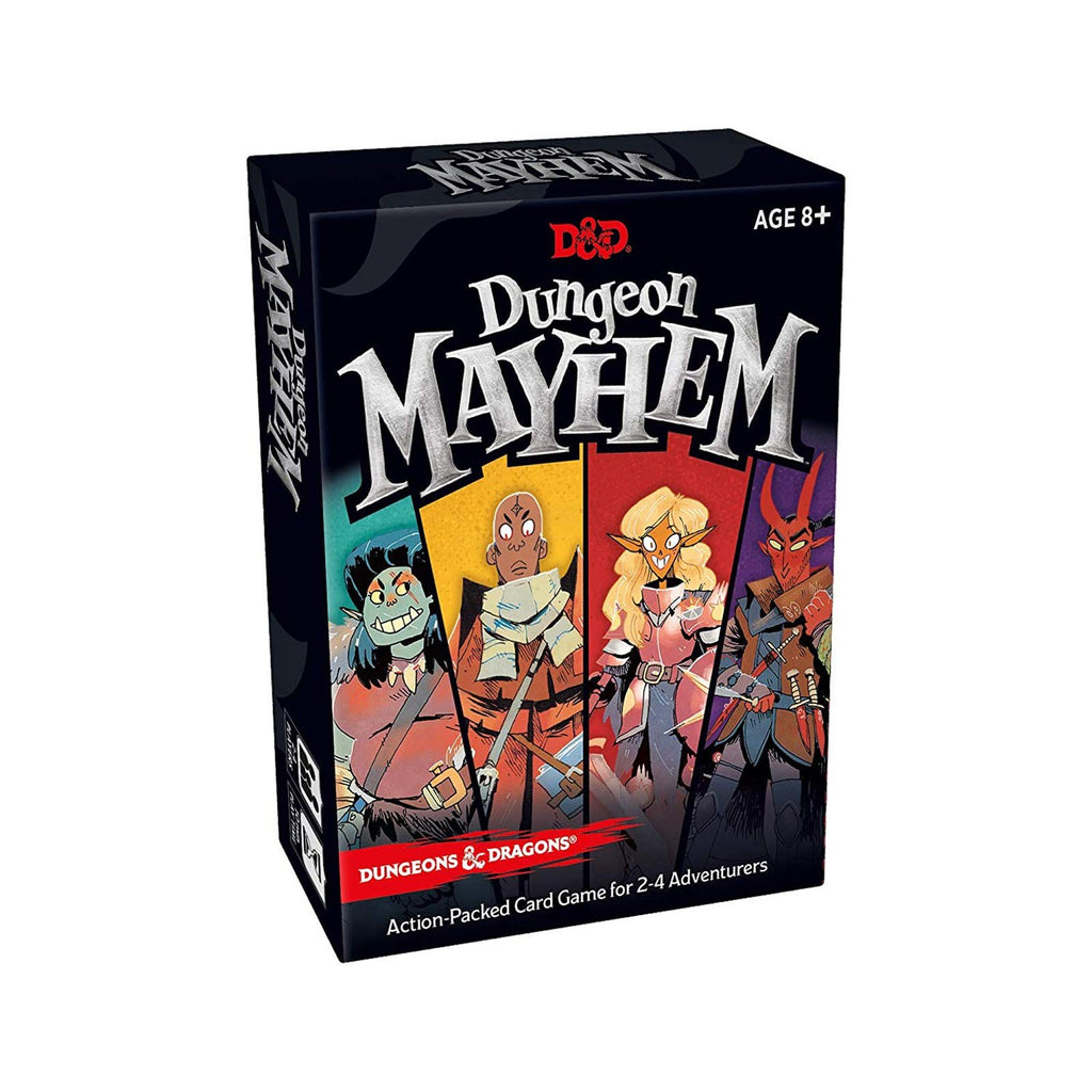 Dungeons And Dragons Unleash The Mayhem! The Card Game