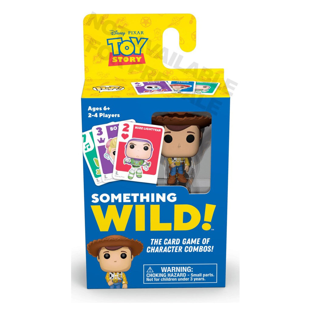 Card Games - Funko Disney Something Wild Toy Story Card Game