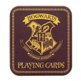 Card Games - Harry Potter Hogwarts Playing Cards In Collectible Tin