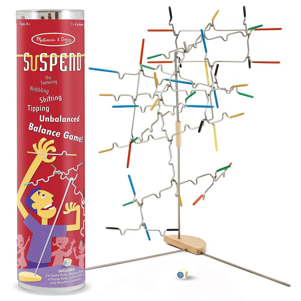 Melissa And Doug Suspend The Game