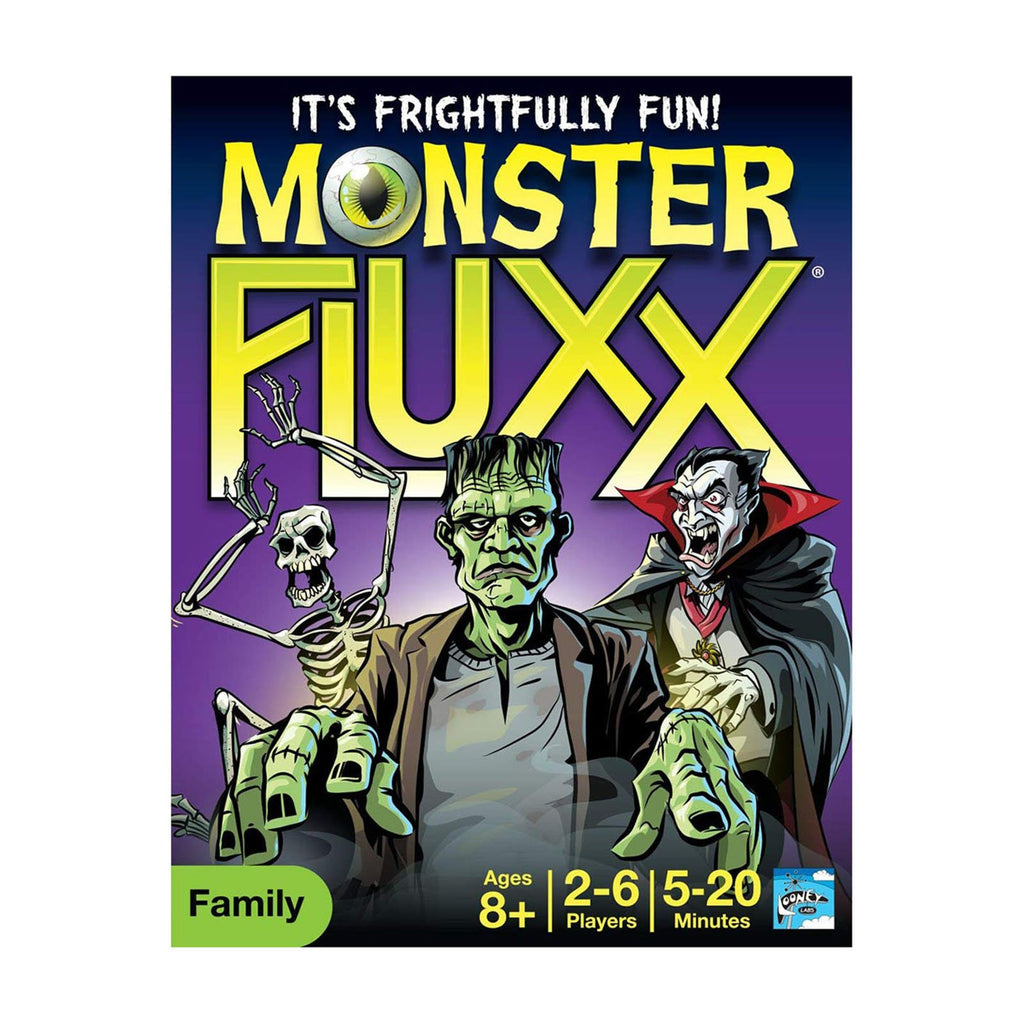 Monster Fluxx The Card Game
