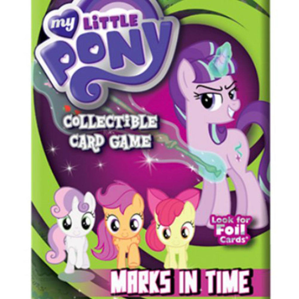 Card Games - My Little Pony Marks In Time Booster Pack Collectible Card Game