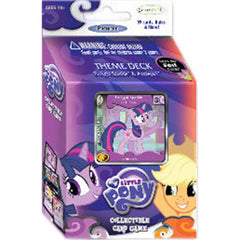 My Little Pony Theme Deck Twilight Sparkle And Applejack The Card Game - Radar Toys