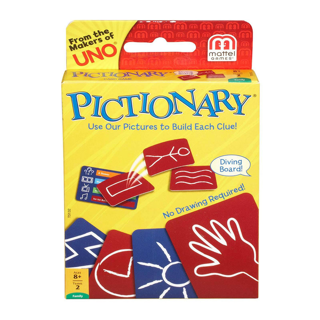 Pictionary The Card Game