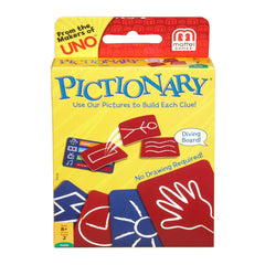Card Games - Pictionary The Card Game