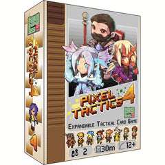 Pixel Tactics 4 The Card Game - Radar Toys