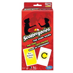 Card Games - Scattergories The Card Game