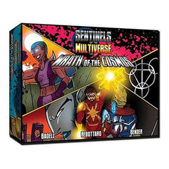 Sentinels of the Multiverse Wrath of the Cosmos Expansion Card Game - Radar Toys