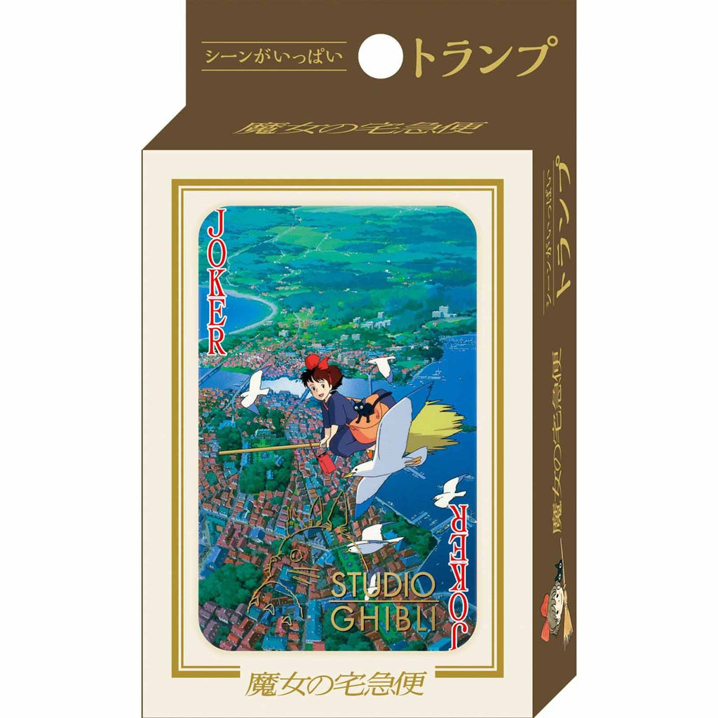 Studio Ghibli Kiki's Delivery Service Part 2 Playing Cards