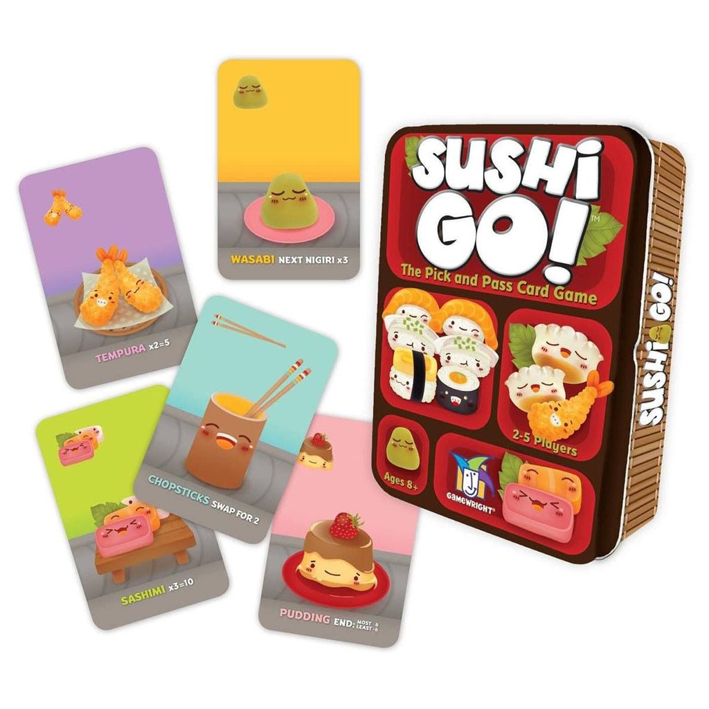Sushi Go! The Card Game - Radar Toys