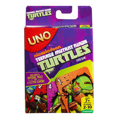 Card Games - Teenage Mutant Ninja Turtles Uno The Card Game