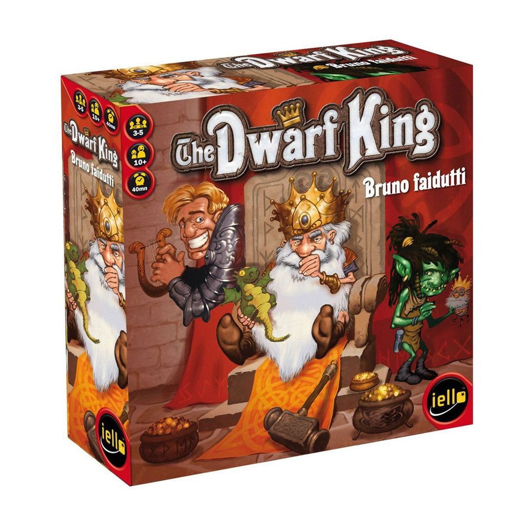 The Dwarf King The Card Game